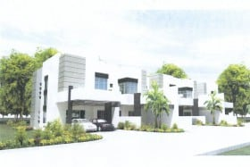 Proposed Terrace House in Katok